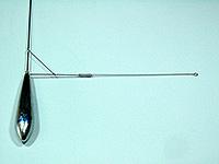 L型天秤28号アーム0.8mm+0.6mmアップ