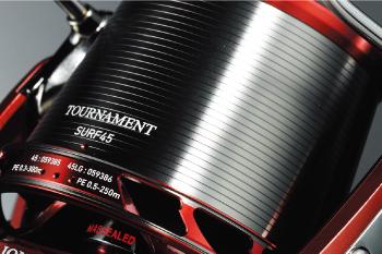 2016トーナメントサーフ4545mmストローク/クロスラップ